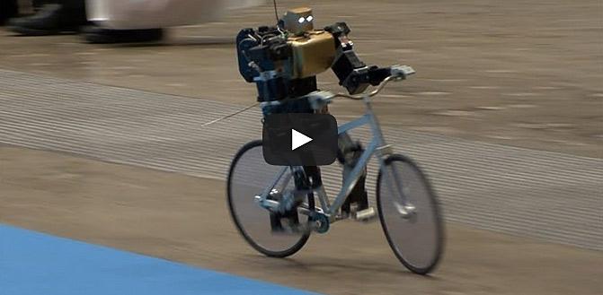 video dienstag roboter musiker paul roboter auf dem. Black Bedroom Furniture Sets. Home Design Ideas