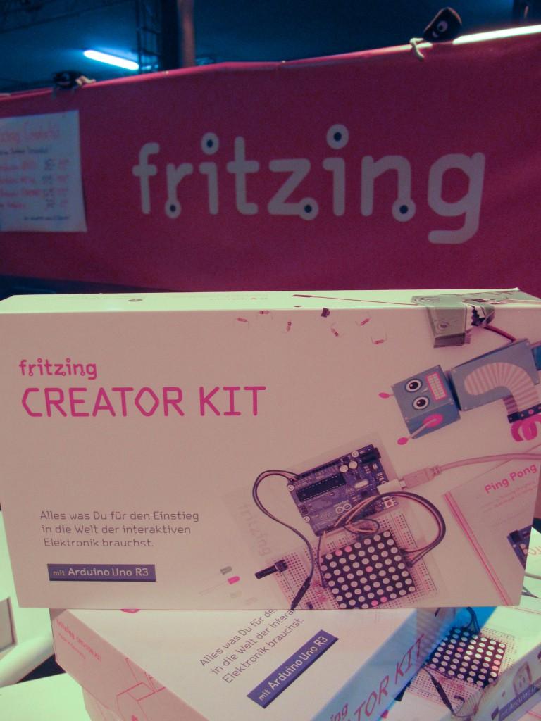 """Das """"Fritzing Creator Kit"""""""