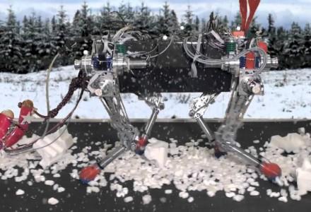 Roboter sorgen für entspannte Adventszeit