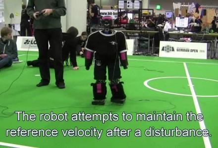 Roboter Unverwüstlich