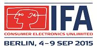 Logo IFA Berlin 2015