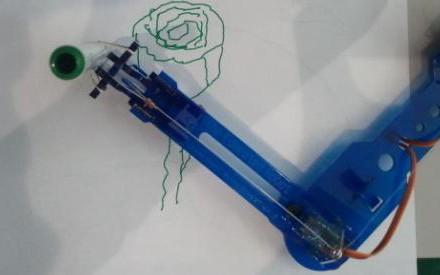 PicassoBot_Roboterarm