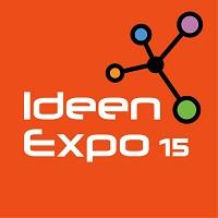 Logo IdeenExpo 2015