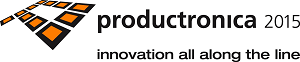 Logo productronica 2015