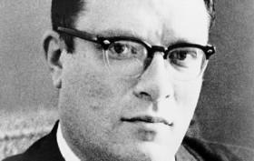 Porträt von Isaac Asimov