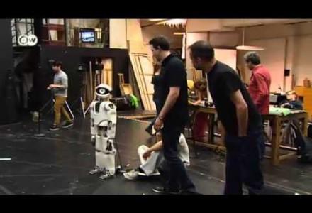 Ein Roboter als Opernstar