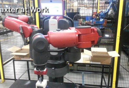 Industrieoboter Baxter