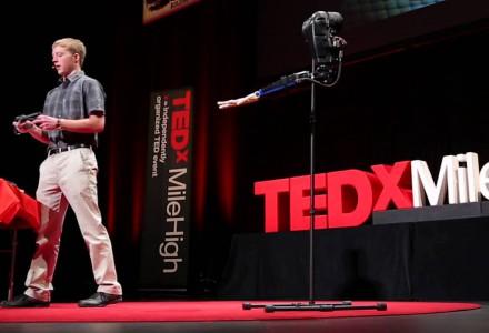 NASA-Neuling erfindet Roboterarm mit Gedankensteuerung