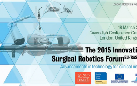 Logo des Innovative Surgical Robotics Forum