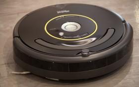 Vorderansicht des Roomba 650