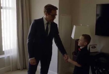 Tony Stark verschenkt bionischen Arm