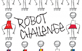 Logo der RobotChallenge
