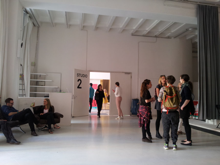 Womenize! Studio 2