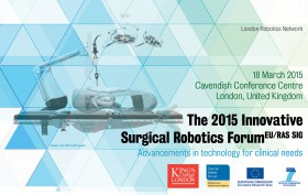 Innovative Surgical Robotics Forum, Teil 3: Im Gespräch mit Prof. Kaspar Althoefer vom King's College London