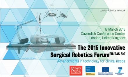 Innovative Surgical Robotics Forum, Teil 3: Im Gespräch mit Prof. Kaspar Althoefer vom King's College London