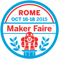 Logo der Maker Faire Rome