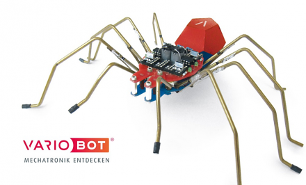 little robot friends mini roboter zum selber basteln roboterwelt. Black Bedroom Furniture Sets. Home Design Ideas