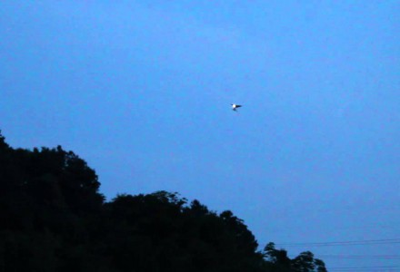 Drohne für Nachtflüge