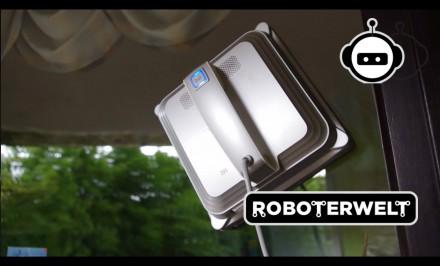 Ecovacs Winbot W830 – Der vielseitige Fensterputzroboter