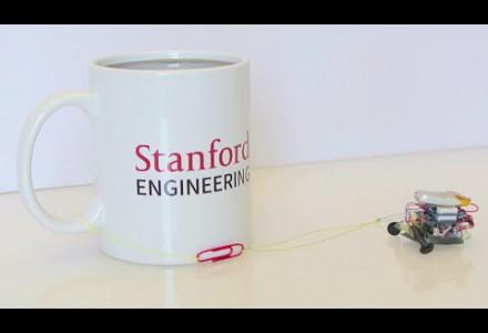 Ein kleiner Roboter, der noch kräftiger ist als Ameisen