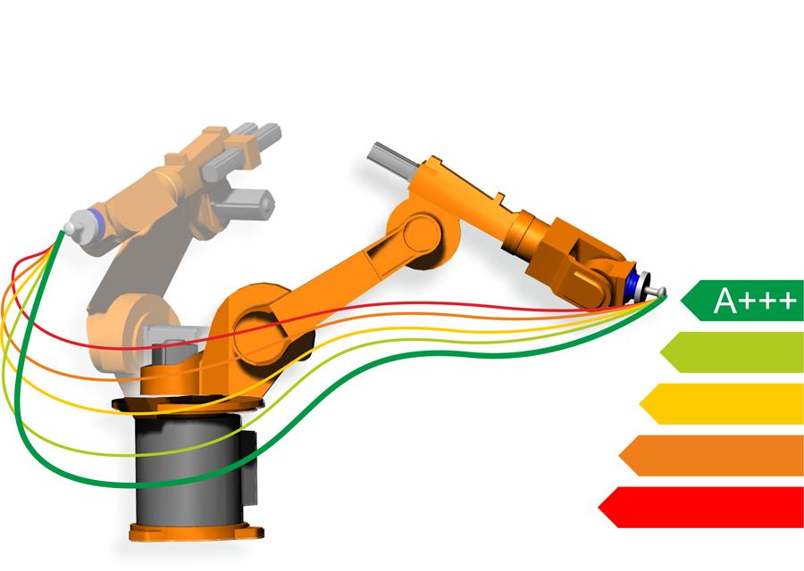 Bild zur Veranschaulichung der Gruppe Robotik