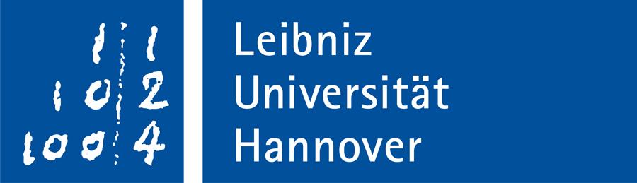 Logo der Leibniz Universität Hannover