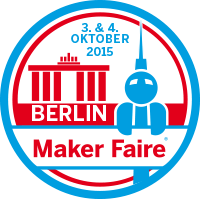 Logo Maker Faire Berlin