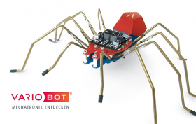 Spido Roboterspinne