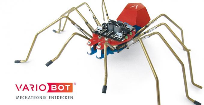 Spido Roboterspinne