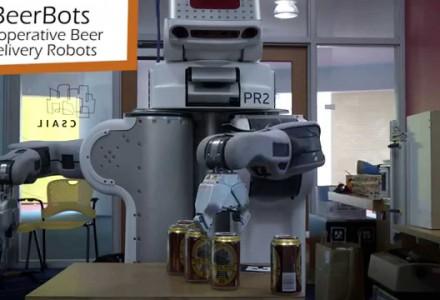 Nützliches aus dem Hause MIT: Der Beerbot