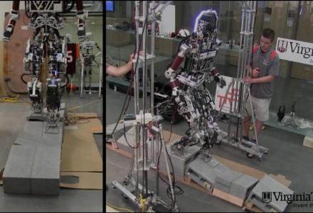 Roboter mit Gleichgewichtssinn
