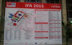 IFA Lage- und Veranstaltungsplan