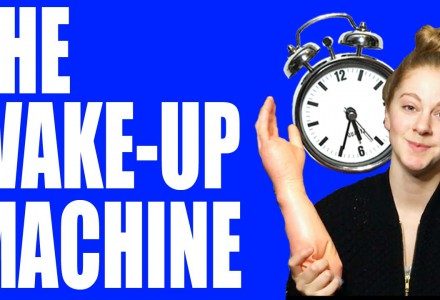 Wake-Up-Machine