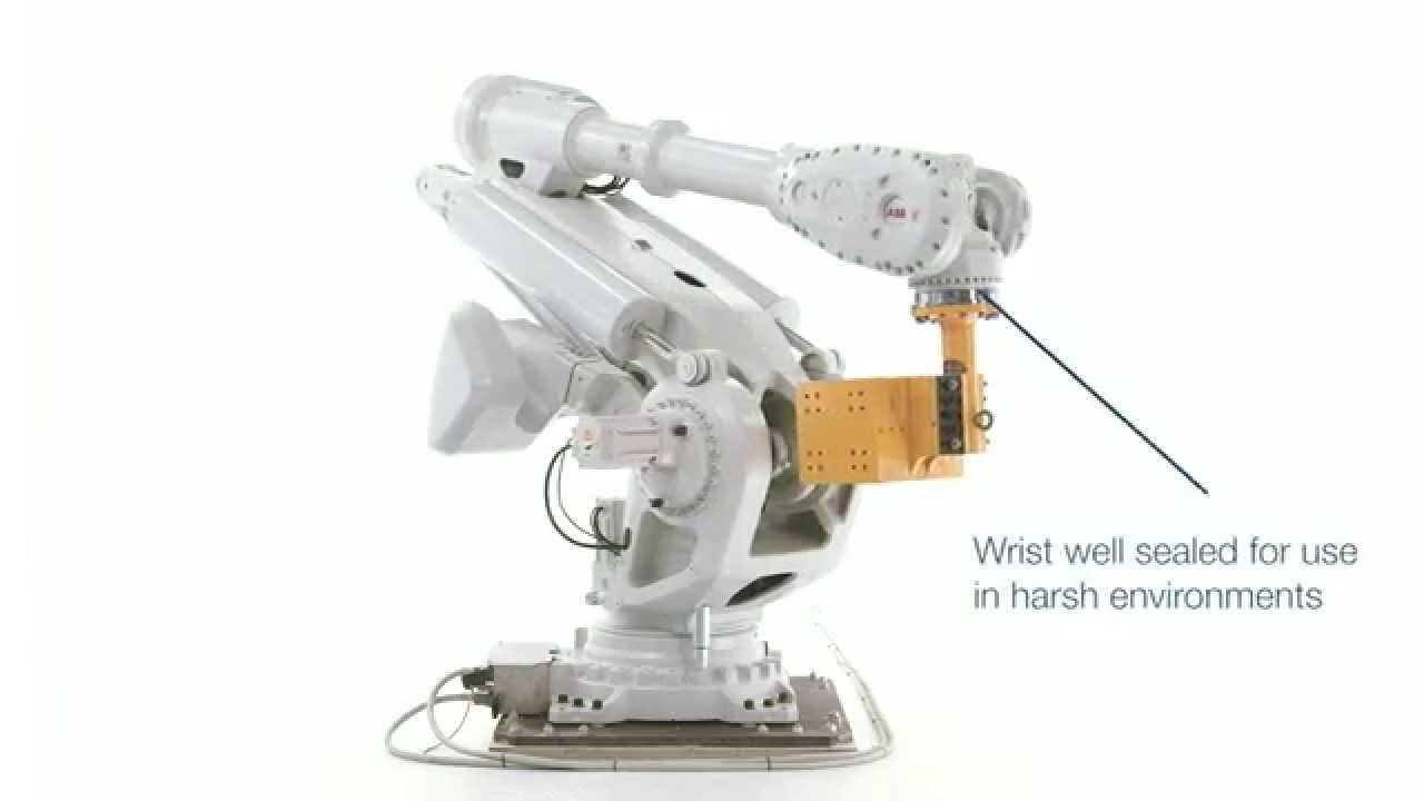 Neuer Roboterarm von ABB