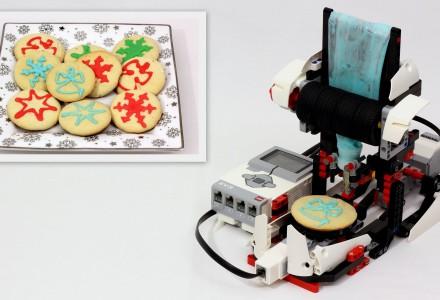 Zuckerguss-Roboter