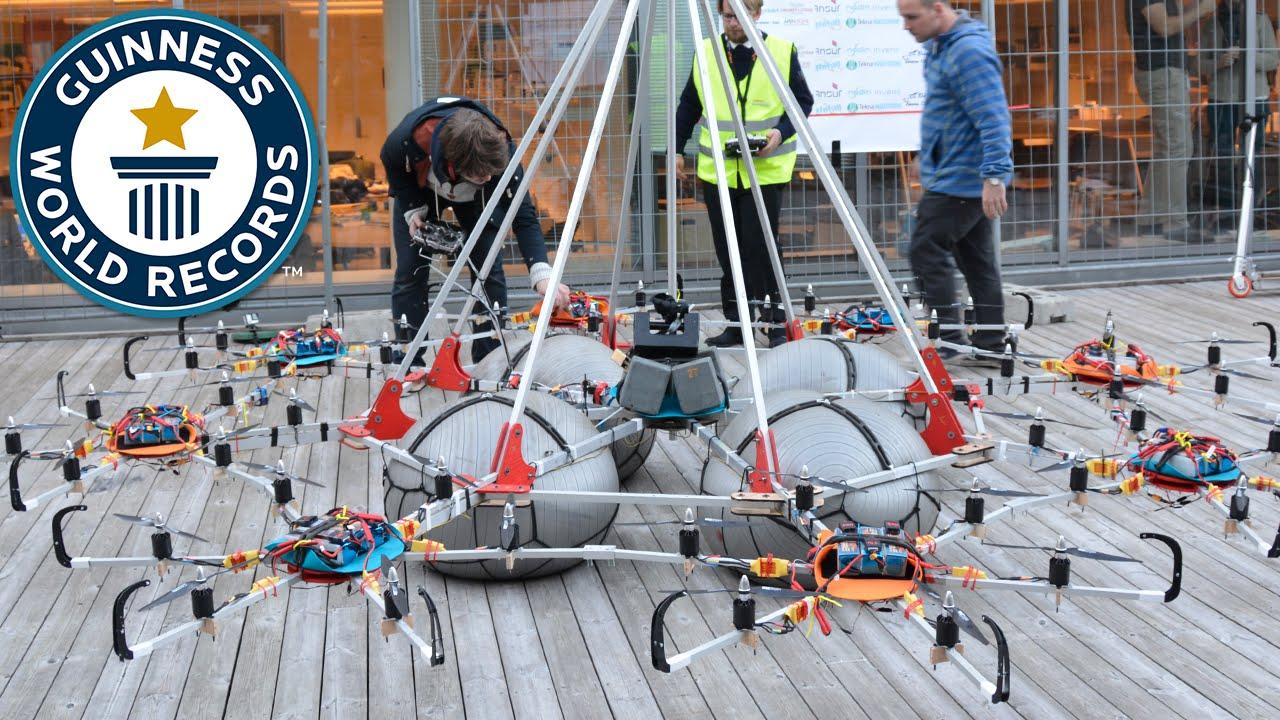 Mega-Drohne